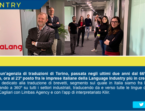 I nostri nuovi uffici in Regus Ferrucci 112 a Torino