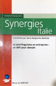 La traduzione multilingue: una testimonianza dal settore della traduzione brevettuale in Europa Federico Perotto