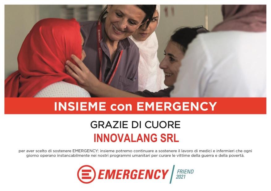 InnovaLang per Emergency