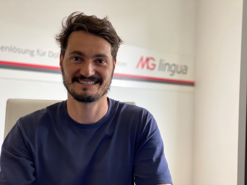 Innovation applied to the insurance sector, here focused on the language industry risk management. An interview with Christian Denzer, MG lingua!